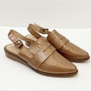 KELSI DAGGER BROOKLYN Sling Back Loafer Size 9.5
